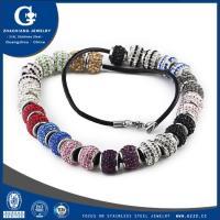 China New style Green crystal 18k italian gold bracelet LKN18KRGPB027 on sale