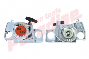 China Rewind Starter Fan Housing For STIHL 017, 018, MS 170, MS 180 11300802100 on sale