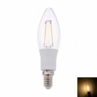 China led filament edison bulb LED Filament Edison Candle Light on sale