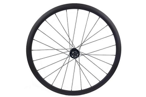 China Competitive price 32mm carbon fiber cycling wheel on sale