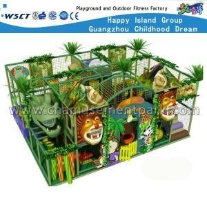 China Cheap Jungle Theme Indoor Playground (2-0) on sale