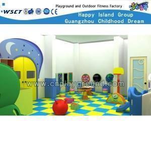 China Cheap Indoor Preschool Playground Equipment (jz3-wi) on sale
