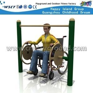 China Handicapped Outdoor Fitness Equipment For Sale (HLD14-OFE01) on sale