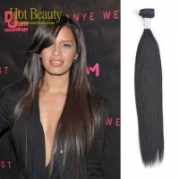 1 bundle 100% Peruvian virgin hair weave straight