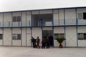 China Prefab Building on sale