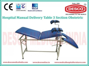 China 3 SECTION OBSTETRIC BED DBMA 301 on sale