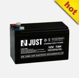 China Gel UPS Solar Battery Deep Cycle Battery Rechargeable Sealed Lead Acid Battery VRLA Battery 12V 7ah on sale