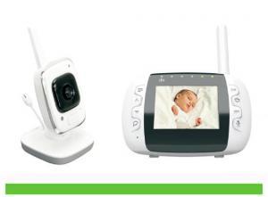 China 8220KA Digital Wireless Baby Monitor with Storage Capacity on sale