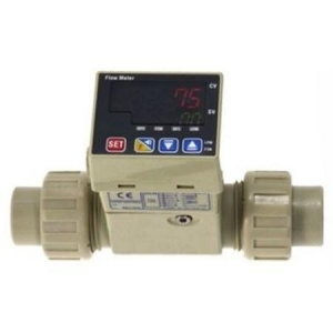 China Flow Switch Paddle Wheel Flow Meter on sale