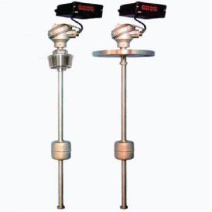 China Liquid Level Transmitter Magnetic Float Level Transmitter on sale