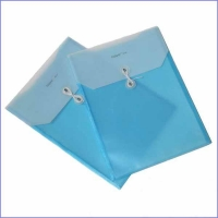 China string and button envelopes on sale