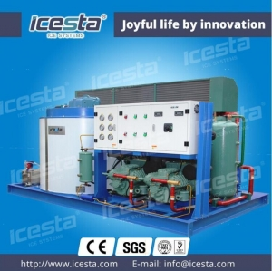 China ICESTA 10T Machine Ice Flaker on sale