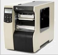 China Zebra 110XI4 puls printer / barcode printer / label printer 303DPI on sale