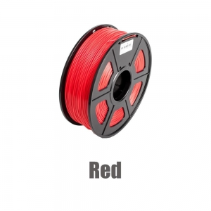 China 3D Printer Filament PLA Spool Red on sale