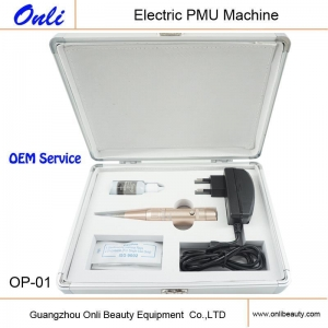 China Medical Needle Cartridge Electric PMU Machine on sale