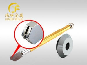 China Tungsten carbide glass cutter wheel on sale