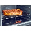 China NonStick Toaster Oven Liner Easily Cuts To Fit , Black Color Sheet With Round Corner for sale