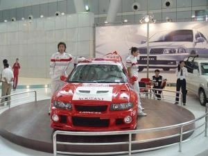 China Automotive revolving stage on sale