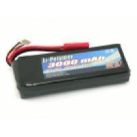 MOXIE 20C 5S 3000mAh Lipo (Gold Bullet 4mm)