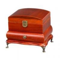 Ballerina Music Box of Wood for Jewelry