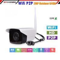 Long IR Range Wifi IP Camera