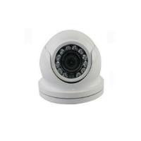 Vandal Proof Mini Dome Camera