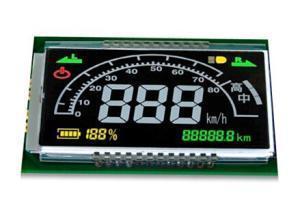 China Monochrome LCD Display Module on sale