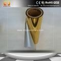 China Sliver or Gold Metalized Film PET Thermal Lamination Film on sale