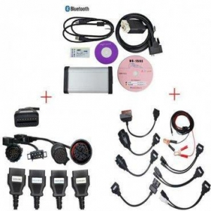 China 2014.02V Auto CDP+ For Cars/Trucks Bluetooth With Car & Truck Cables on sale