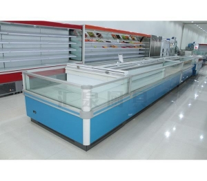 China Supermarket Refrigeration Area on sale