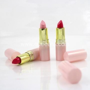 China Lighter Pink Cover Muti-Color Choose New Series lipstick on sale