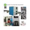 China Automatic Toilet Paper Roll Log Saw Cutting Machine for sale
