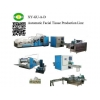 China Automatic Facial Tissue Paper Production Line for sale