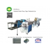 China Full automatic Pocket Tissue Paper Machine with Packing Machine for sale