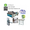 China Semi Automatic Small Toilet Paper Production Line for sale