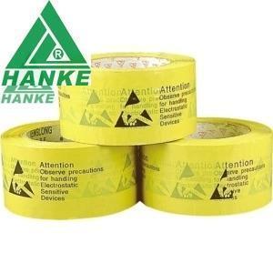 China PE ESD Warning tape on sale