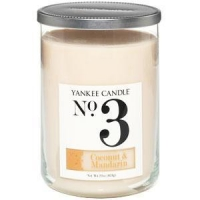 Yankee Candle Coconut Collection Large Tumbler - Coconut & Mandarin