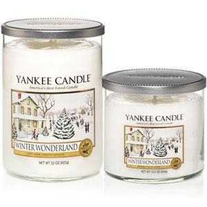 China Yankee Candle Multi Wick Candle (Winter Wonderland) on sale