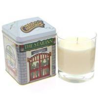 Wax Lyrical Noel Avenue Glass Jar Candle - Mulled Wine