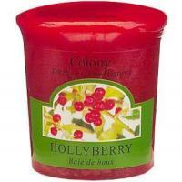 Colony Homescenter Votive Sampler - Hollyberry