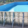China Degaulle Steel Wall Swimming Pool for sale