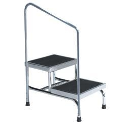 China 2-STEP,STEP STOOL W/ HAND RAIL600 LB CAP on sale