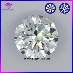 China Wholesale Round 8 hearts 8 Arrows CZ Star Cut Zircon Stone on sale