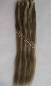 China Top quality Human remy hair seamless skin weft hair extensions on sale