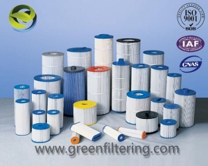 China Cleaning Filter Cartridge For Water Purification on sale
