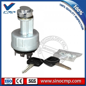 China CP-K06271Komatsu Start Ignition Switch 08086-10000 for Excavator PC200-1/2/3/5 on sale