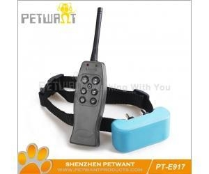 China Remote training collar for big dog PET-E917 on sale