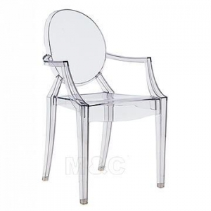 China Ghost Armchair [Louis Ghost] on sale
