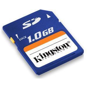 China Kingston SD Card (1GB) Memory Card on sale