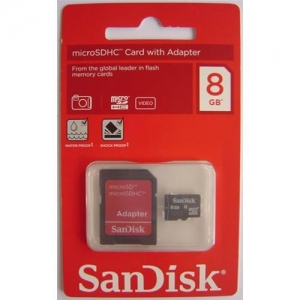 China SanDisk Micro SDHC Card 2-64GB Memory Card on sale